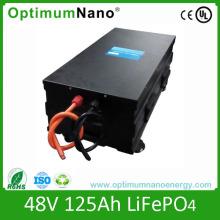Solar System Battery 48V 125ah Lithium Battery