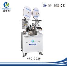 Máquina de crimpagem do terminal do cabo do fio do CNC Digital com SGS