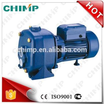CHIMP JDP SERIE JDP505B 1.5HP podría conectarse con Eyector Self-Priming JET y bombas de agua centrífugas superficiales para pozos profundos