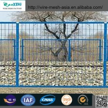 Anti-Climb Pvc Welded Wire Mesh Pagar