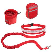Dog Leash Menjalankan Hands Free