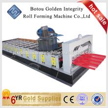 2015 Machine de formage de rouleaux de toit personnalisée à la vente chaude