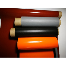Fita de fibra de vidro revestida de silicone de alta qualidade