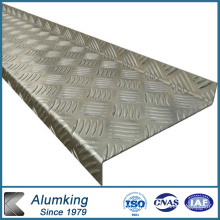 Diamond Checkered Aluminium Panel 1050/1060/1100 pour l'électricité
