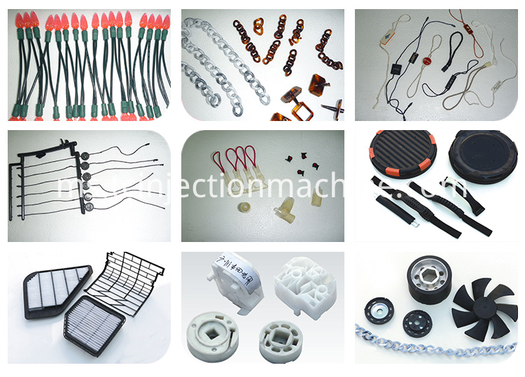 Small Injection Molding Machine Garment Filter Usb Cable Product Show