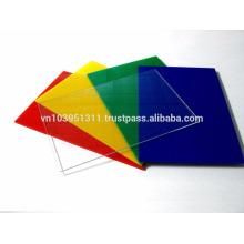 Transparent extruded GPPS Polystyrene Sheet