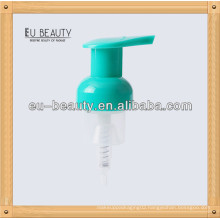 New cosmetic style shampoo foam pump / mousse pump