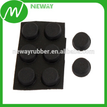 Customize High Quality And Cheap Rubber Protective Adhesive Pads