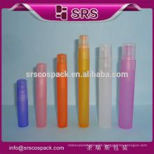SRS Perfume Use 4ml 7ml 9ml 12ml 16ml 20ml 30ml Spray Plastic Perfume contaoner And Luxury Perfume Bottles: