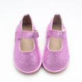 Cute Fancy Kids Shoes Squeaky con sonido