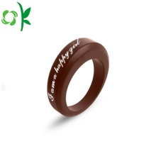 Unique Fashion Wedding Ring Hot Sales Silicone Rings