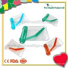 Bac à comptage transparent avec spatule