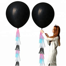 Gold Gender Reveal Confetti Balloon Kits