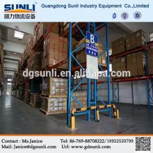 China Hersteller verstellbaren Metall Palette Dachgepäckträger