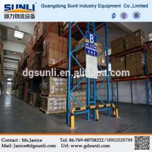 China Manufacturers Adjustable Metal Pallet Cargo Rack