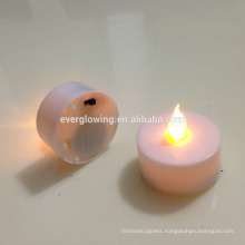 flameless led glowing candle 2017