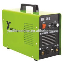 Portable dc inverter tig mma welding machine hp 180