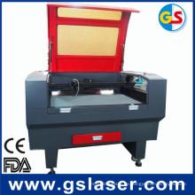 Lasergravur und Schneidemaschine Preis für Etiketten, Handelsmarke, Stickerei Schneiden
