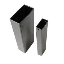 Black Carbon Square /Rectangular Tube Black Iorn Steel Construction Furniture Pipe