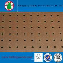 4.7mm Big Sale Decorative Hardboard From China