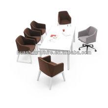 Евро стиль стул стул отдыха кофе стул поворотный