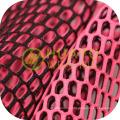 Воздухопроницаемая полиэфирная сетчатая ткань для спортивной обуви