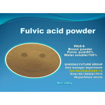 Fulvic Acid Powder with Competitive Price
