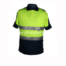 high visibility new design cheap safety  t-shirt