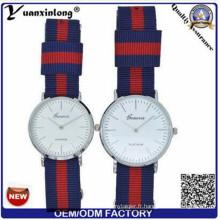 Yxl-551 Love Gift Set pour la Saint-Valentin Sweet Love poignet Cople Watch pour votre amoureux