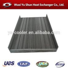 Hochleistungs-Aluminium-Kompaktor Ölkühler Kern Hersteller