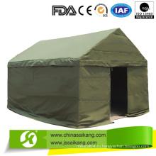 Горячая палатка для беженцев