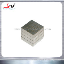 new products 2014 hot sale rare earth permanent neodymium cube magnet