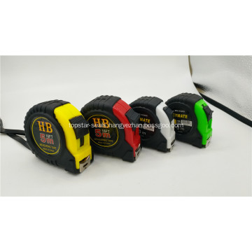 5M 16FT ABS Shell Measure With Rubber Sleeve