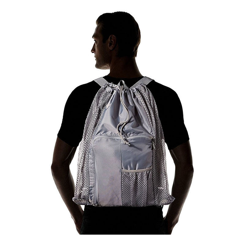Deluxe Mesh Equipment Backpacks