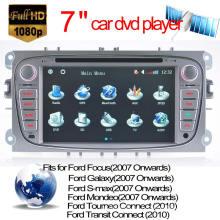 Audio de voiture pour Ford Transit Connect (2010) Lecteur DVD auto avec DVB-T