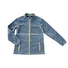 Cardigan barato Polar do velo viril Bodkin jaqueta