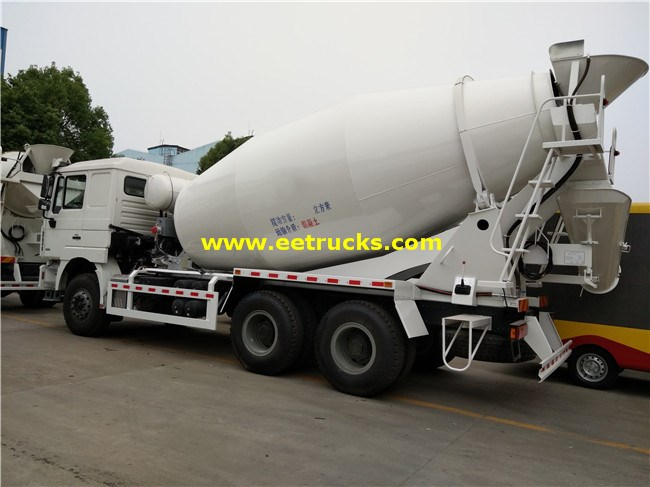 Concrete Transport Trucks