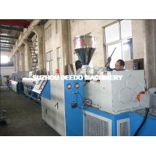 Chaîne de production de tuyau en plastique de PVC