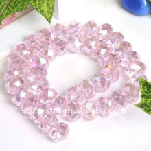2015 Vente chaude de perles en cristal Rondelle