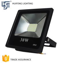 ultra slim outdoor 30w smd led flood light