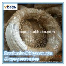 low price electro galvanized iron wire / gi wire