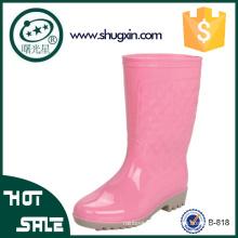 señoras coreanas lluvia zapatos damas lluvia zapatos