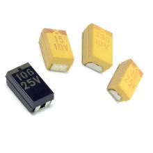 Случай C (6032) SMD Танталовые конденсатор