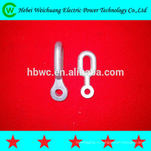 Горячее цинкование штуцера электричества/оборудование шарик-глаз