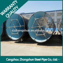 SSAW Carbon Steel Pipe Large Diameter Spiral Steel Pipe