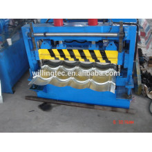 ZhEJIANG WILL Glazed tile roll forming machine prices