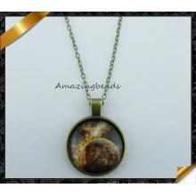 Оптовые ювелирные изделия ожерелья способа (FN043)