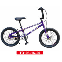 "Diseño de moda púrpura de 20 ""de BMX Freestyle Bicycle"
