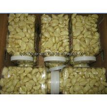New Crop Fresh Peeled Garlic (in jar)