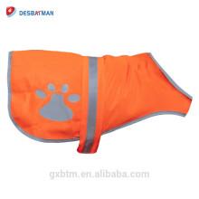 En gros Promotion Réfléchissant Sécurité Chien Vêtements Vente Chaude De Sécurité Pet Gilet Veste
